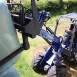 Blaney compact wheeled loader